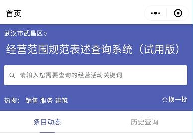 武汉注册公司如果经营范围表述用语怎么书写?