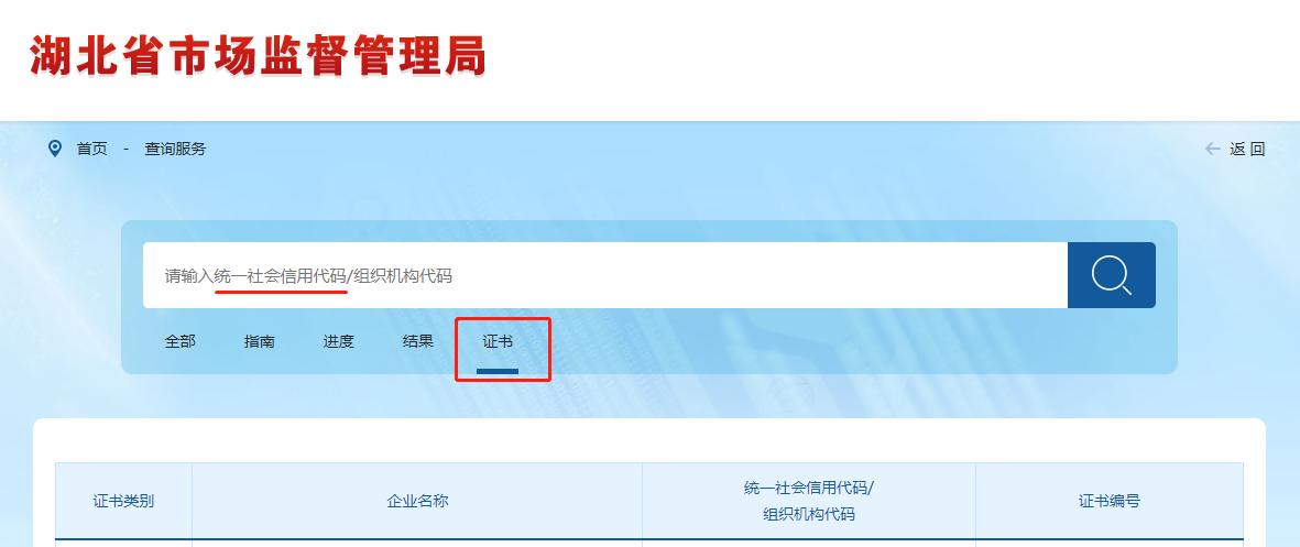 湖北省食品经营许可证在哪查询(附查询入口)